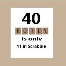 40th birthday card male - Google Search