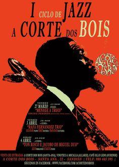 I Ciclo de Jazz A Corte dos Bois en A Corte dos Bois, Sandiás (Ourense) concerto concierto music música