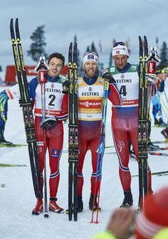 FasterSkier.com — Sundby Clinches Ruka Triple with 44-Second Pursuit Win; Harvey 7th Overall
