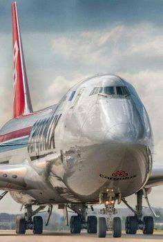 Cargolux Boeing 747-8 freighter