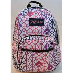 Jansport Half Pint Backpack in Purple Sky for Toddler or Preschool Girl TDH69FD at OrlandoTrend.com #OrlandoTrend
