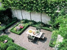 Bart & Pieter | Tuinarchitectuur - roof garden - 80 m2 -  1th floor- romantic & classic