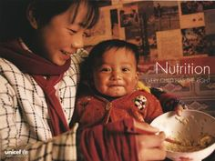 """UNICEF poster circa 1999 - Part of the """"Convention on the Rights of the Child"""" series."""