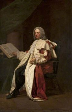 Archibald Campbell (1682–1761), 3rd Duke of Argyll, by Allan Ramsay, 1749.