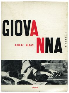 Book cover by José Roby. 1965.
