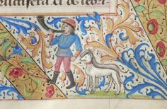 Book of Hours, MS M.815 fol. 147r - Images from Medieval and Renaissance Manuscripts - The Morgan Library & Museum