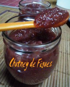 Chutney de Figues fraîches