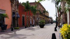Paseo Constitución, Durango