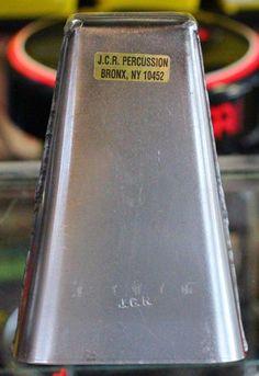 JCR Bongo Bell Medium Pitch
