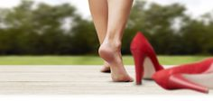 Escolhendo sapatos confortáveis: do salto alto a rasteirinha