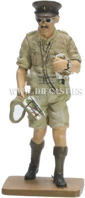 Staff Captain, UK, Royal Fusiliers, 1942, 1:30, Del Prado
