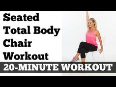 Whether you want to sneak in some extra exercise at the office from your desk chair, or are dealing with an injury or limitation* that requires you to remain seated, this 20-minute workout offers an alternative to your traditional routine. Using moves designed to improve your posture, core strength and functional flexibility, this no-impact session ...