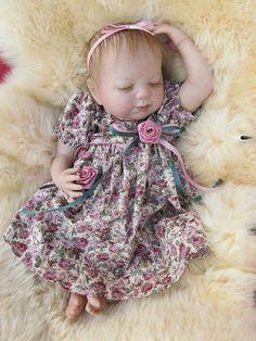 Reborn Baby Girl Rachael by MysteryFaery