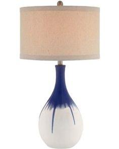 New Savings are Here! 30% Off Jalexander Lighting Cobalt Ceramic Table Lamp