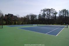 Whittington Creek tennis courts