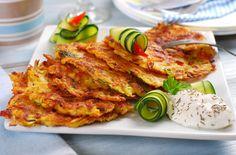 Chifteluțe crocante și rapide de legume | Retete culinare - Romanesti si din Bucataria internationala