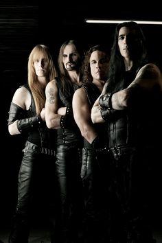 Manowar, my favorite all time metal band.