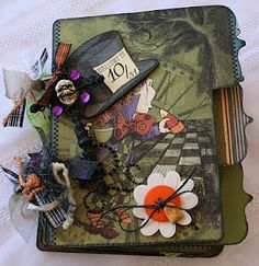 Incorporate an interactive scrap book. Encourage guests to write down their Alice stories, experiences of being Alice/wonderland. Use in conjunction with social media campaign.