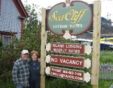 Sea Cliff Cottage Suites Grand Manan, NB, Canada