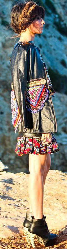 Bohemian Style| Serafini Amelia| Tete By Odette Lookbook (part I) | Madame Rosa by Madame De Rosa
