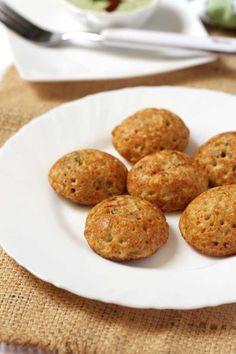 Instant Oats Paniyaram | Oats Guliappa Recipe - Udupi Recipes