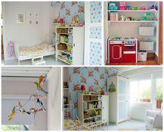 Ambientes que inspiran: decoración infantil con encanto - DecoPeques