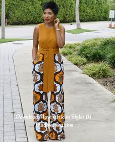 so is the Ankara fabric and since you already know this then we believe you are sitting back, ready to find the best Ankara styles;