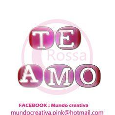 MUNDO ROSSA-PNG: TE AMO PNG-1