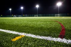 Artificial Rugby Pitch Cleaning
