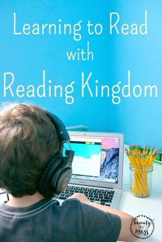 Learning to Read with Reading Kingdom. We have struggled with reading the past two years in our homeschooling journey. After trying multiple programs without success, I was excited to try Reading Kingdom with my six and four year olds for one year. The Reading Kingdom Online program has been a HUGE success so far!