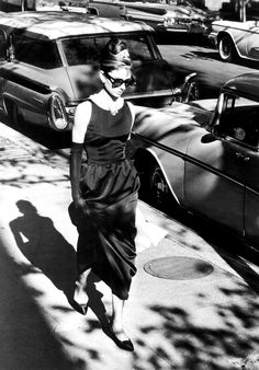 Audrey Hepburn - 1961 - Breakfast at Tiffany's