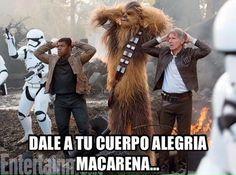 """""""Con el apagón, qué cosas suceden / Qué cosas suceden, con el apagón."""" - Maestro Yoda."""