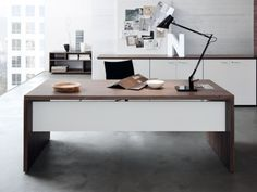 Bureau de direction contemporain HAMILTON