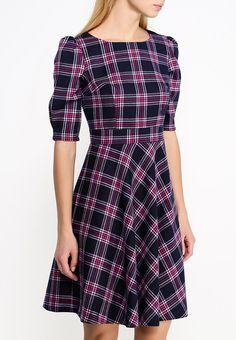 Платье Tutto Bene купить за 4 590руб TU009EWGSP32 в интернет-магазине Lamoda.ru