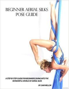 Beginner Aerial Silks Pose Guide: Sam Mellor, Marina Turner, Jenya Kushnir: 9781515309826: Books - Amazon.ca