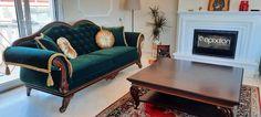 Νεοκλασικά έπιπλα Epixilon by Victor Taliadouros! Ευχαριστούμε για την εμπιστοσύνη σας! Γεωργίου Παπανδρέου 74,Καλαμαριά - Τηλ.:2310410835 epixilon.com #classic #furniture #luxury #homedesign #epixilon #VictorTaliadouros Couch, Furniture, Home Decor, Settee, Decoration Home, Sofa, Room Decor, Home Furnishings, Sofas
