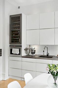 refrigerador para almacenamiento de vinos