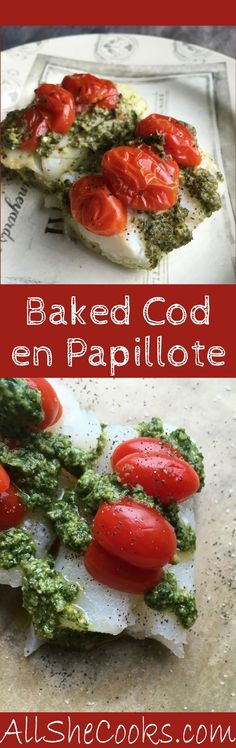Baked Cod recipes ar