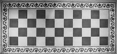 Afbeeldingsresultaat voor terrazzo vloer donker
