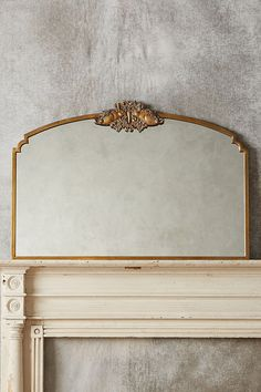 Discover unique Mirrors at Anthropologie, including the seasons newest arrivals. Living Room Remodel, Living Room Decor, Dining Room, Home Design, Interior Design, Glass Fit, Woodland Creatures, Country Decor, Country Living