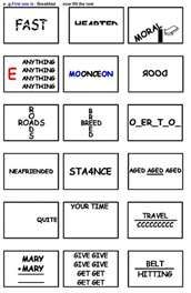 Word Puzzles on Pinterest | 16 Pins