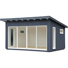 Friggebod Jabo Rosenlund 15 m² Cool for small beach house Patio Pergola, Backyard Office, Backyard Studio, Backyard Sheds, Backyard Patio Designs, Garden Studio, Garden Office, Small Country Homes, Small Beach Houses