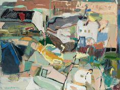 Linda Christensen » Gallery 2014, Discovery 36x48