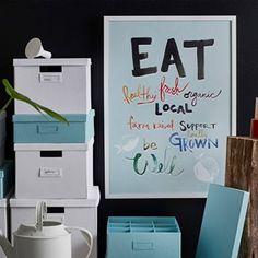 White Box ►Torquoise Box