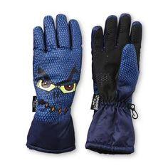 Joe Boxer- -Boy's Thinsulate Ski Gloves - Monster Face #ngcski #ngchand #ngckids