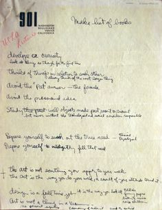A rare opportunity to see Charles Eames's handwritten notes from his presentation to the engineering students of UCLA, 1949 Charles Eames, Film Script, Architecture Magazines, Library Of Congress, Modern Graphic Design, Texts, Students, Advice, Letters