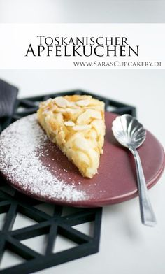 An easy peasy Apple pie with very few ingredients and stirred. This is a Tuscan Apple cake with cinnamon and almonds Meals For Four, Large Family Meals, Healthy Chicken Recipes, Healthy Snacks, Vegetarian Recipes, Frugal Meals, Easy Meals, Food Items, Cloud Bread