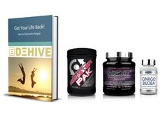 Naturally Win Over Fatigue & Get your Life Back Combo Offer!  Permanently say goodbye to fatigue!  Not feeling yourself lately? Having a hard time concentrating at work? Are the weights at the gym heavier than usual? Exhausted beyond normal after your usual jog? Feeling exhausted lately for no apparent reason? It is called: fatigue.  Fortunately, with our combo offer, we have the natural fatigue ultimate remedy! #dxhivevanity#nutrition#gym#worcout#ebook#vitamins#minerals#health#beauty