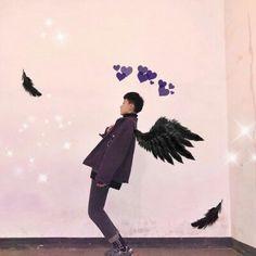 Cute Couple Pictures, Cool Pictures, Dark Purple Aesthetic, Couple Avatar, Couple Ulzzang, Double Photo, Profile Pictures Instagram, Couple Wallpaper, Korean Couple