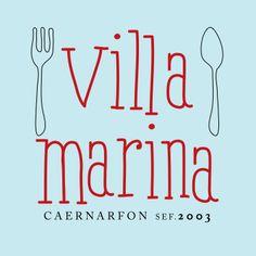 Villa Marina Brand ID